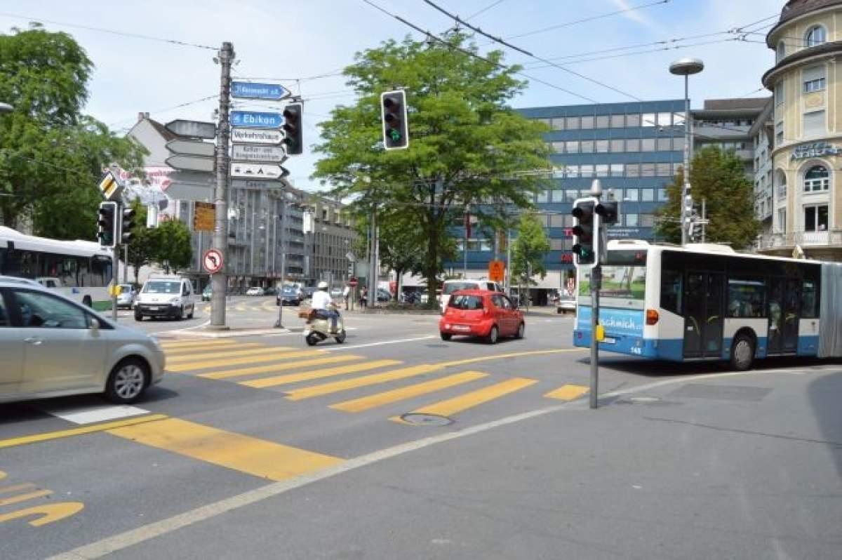 Neue Verkehrserschliessungs-<br/>verordnung